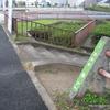 吉島公園の階段