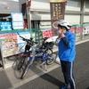 長男と朝めしサイクリング中に腹がwww
