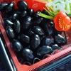 直球・黒豆
