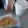 ジェットスター・ジャパン 機内販売「チョコチップクッキー」「ホットコーヒー」