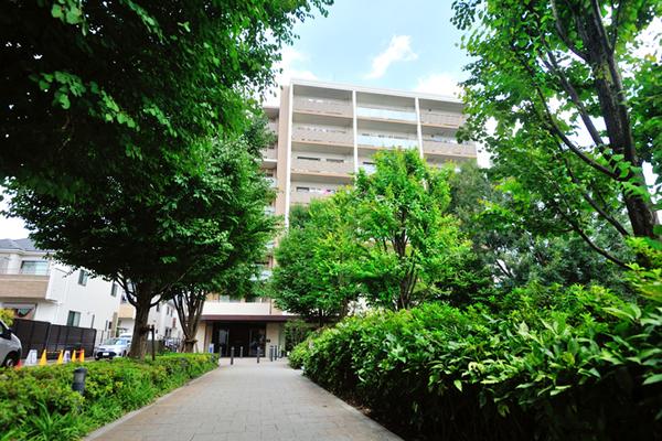 """武蔵野の自然と呼応する緑溢れる東京の""""ふるさと"""""""