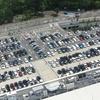 駐車場の支払いとデジタルサイネージ