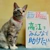 本日のポスター(2016年8月7日)