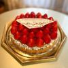 広島【パティスリー パック】一軒家のケーキ屋さんのバースデーケーキをテイクアウトしておうちパーティー