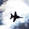 F-18緊急訓練 厚木基地 2017.09.02