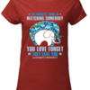 Nice Elephant – The Hardest Thing Is Watching Somebody You Love Forget They Love You Shirt