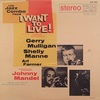 The Jazz Combo From I WANT TO LIVE!/GERRY MULLIGAN