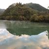川上ダム(岡山県美作)