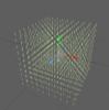 iOS で SceneKit を試す(Swift 3) その73 - 物理シミュレーションとパーティクルの空間に影響を与える PhysicsField について