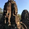 #アンコールワット個人ツアー(670) #アンコールワットのオススメバイヨン寺院のクメールの微笑み
