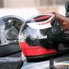 【バイク】ヘルメット…なんか失敗した…かも