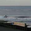 波獲得率100%。形良い小波、楽しめてます。波・ 湘南鵠沼 9/26
