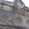 札幌大通公園のテレビ塔の反対側には目隠しした女の像がある