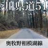 【動画】神奈川県道517号 奥牧野相模湖線