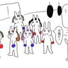 【マンガ】 キックボクシングジム グループレッスンの天国と地獄!実力者との練習はタメになる!