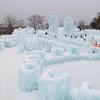 北海道・支笏湖温泉 <氷濤祭り・札幌ツアー>