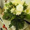 FLORETTAクリスマスレッスン「Bouquet de Noel」に参加