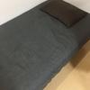 一人暮らしのベッドは無印良品の「脚付きマットレス」がおすすめ!