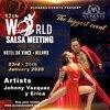 【イタリア ミラノ】World Salsa Meeting 2020 お目当てダンサー② Johnny Vazquez