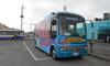 ひたちBRT自動運転バス試乗レポート