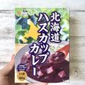 ベル食品の「北海道ハスカップカレー」とかいう毒タイプな見た目のレトルトカレー食べてみた