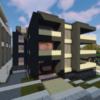 【マイクラ】パークサイドマンションを建てる