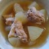 冬瓜と鶏の煮物 肉焼く版