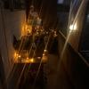 AmazonとIKEAの商品でベランダをクリスマス仕様にしてみました Christmas decorating a balcony with products from Amazon and IKEA