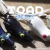 【ONE STYLE】ドックウォークアクションとポンピングアクションの2アクションを可能にしたフロッグ「TOAD(トード)」通販予約受付開始!