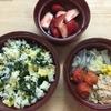 【幼児食】1歳7ヶ月、3週目の記録:白米食べないマン!とにかく炊き込む。