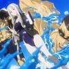 食戟のソーマ 弐ノ皿(2期) 9話 感想 幸平創真・黒木場リョウ・葉山アキラ三つ巴の戦い!勝利は誰の手に