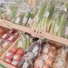 地下街オーロラタウン「有機野菜マルシェ」開催中!