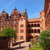 ドイツ3大名城の1つ!ハイデルベルク城