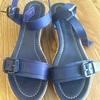夏でもサンダルは要らなかった。手持ち靴公開。