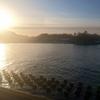 朝の沼津港