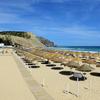 5月、Praia da luz、晴れ