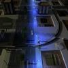 街灯の配線