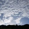 夜明け前の・空