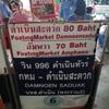 バンコク~アンパワー水上マーケット 行き方