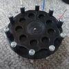 サイクロ減速機をBlenderでモデリングして3Dプリンターで作ってみた サイクロ減速機って多段式に出来るのかも?という実験