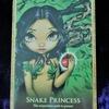 今日のカード SNAKE PRINCESS