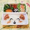 久しぶりの犬弁当と私のお弁当/My Homemade Boxed Lunch/ข้าวกล่องเบนโตะ