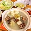 新宿三丁目の中国茶房8でコスパ抜群な中華ランチ!日替わりの鴨と野菜の煮込み定食を食べてみましたが・・・・・・