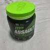 Muscle Pharm,Assault 青リンゴ味