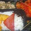 「琉花」の「チキンのトマト煮(玉葱,ポテト,人参)(日替わり弁当)」300円 #LocalGuides
