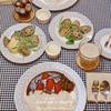 【洋食】カレーとビスキュイ風ロールケーキ作りに挑戦/Japanese Beef Curry and Roll Cake at Home