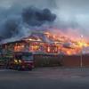 どちらが正しい? 英マクドナルド、消火活動を行った消防士に無料ドリンクの提供を拒否して炎上