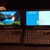 【GPD MicroPC】ついにWindowsが起動して復活!原因は故障のSSDだった