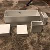 無印のファイルケースを使ってケータイ充電収納棚を作る!想像以上に便利⭐︎