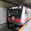 京葉線全線開業30周年。